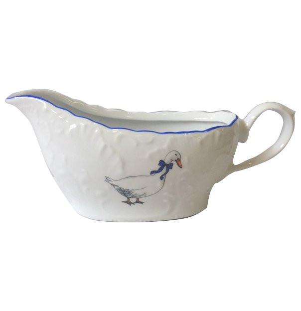 Randki chińskiej porcelany z rysów twarzy i ozdób eklof