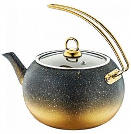 "чайник 2 л  o.m.s. collection ""teapot sets /gold"" / 155268"